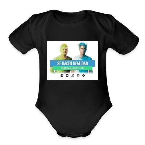 Ancud - Organic Short Sleeve Baby Bodysuit