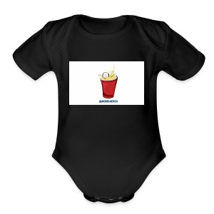 Merch - Short Sleeve Baby Bodysuit