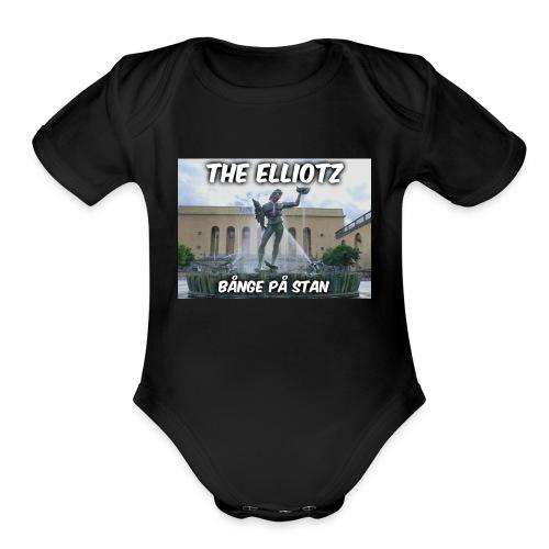 The Elliotz - BPS shirt! - Organic Short Sleeve Baby Bodysuit