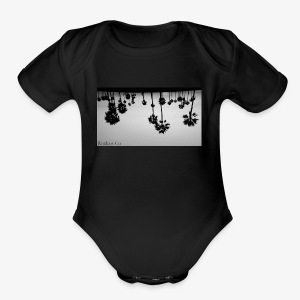Rockos Co Freedom - Short Sleeve Baby Bodysuit