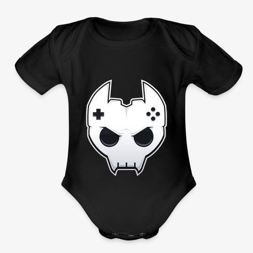 Slicks Shirt - Organic Short Sleeve Baby Bodysuit