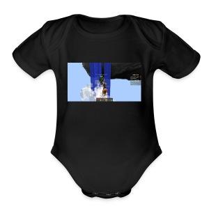 DiamondBoy Tee - Short Sleeve Baby Bodysuit