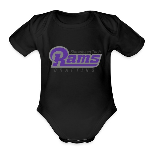 Drafting 2016 - Organic Short Sleeve Baby Bodysuit