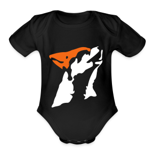 STARFOX Vector - Short Sleeve Baby Bodysuit