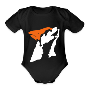 STARFOX Vector 2 - Short Sleeve Baby Bodysuit