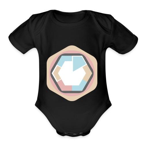 Box 2 - Organic Short Sleeve Baby Bodysuit