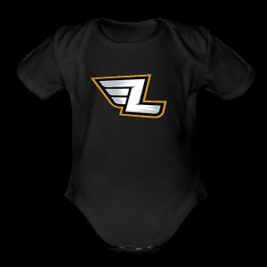 LuxxGang Standard Edition - Short Sleeve Baby Bodysuit