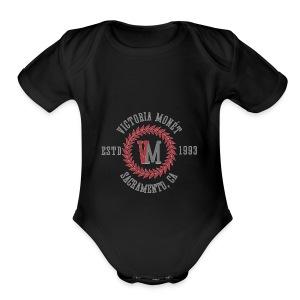 ESTD 1993 - Short Sleeve Baby Bodysuit