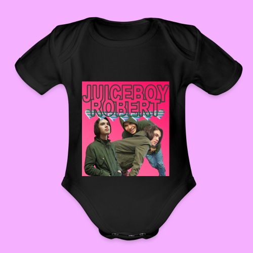 Best Juiceboy - Organic Short Sleeve Baby Bodysuit