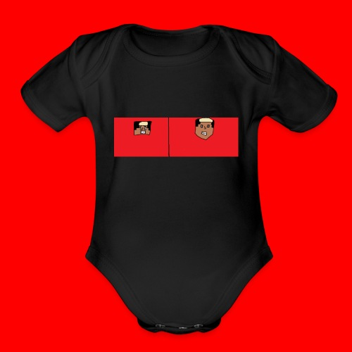 From Mining to Recording - Organic Short Sleeve Baby Bodysuit