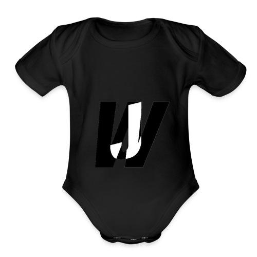 Jack Wide wear - Organic Short Sleeve Baby Bodysuit