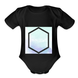 IMG_0357 - Short Sleeve Baby Bodysuit