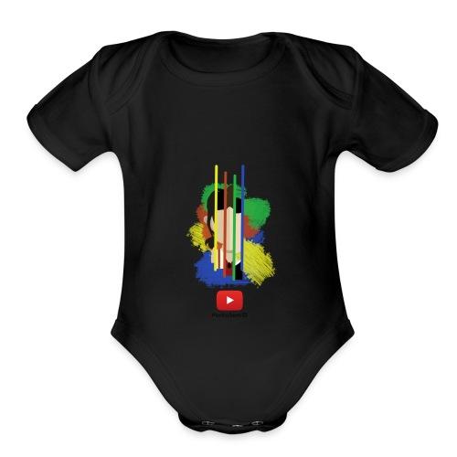 PontoSem Trademark 2017 - Organic Short Sleeve Baby Bodysuit