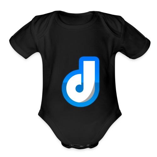 Logo van Dinaih - Organic Short Sleeve Baby Bodysuit