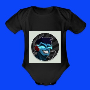 gamer clothes - Short Sleeve Baby Bodysuit
