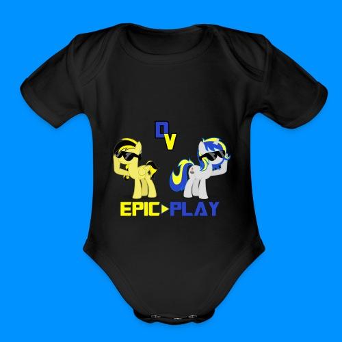 -eJwFwdsNgCAMAMBdGIBKGx66DQGCJmoJrV_G3b17zTNPs5ldd - Organic Short Sleeve Baby Bodysuit
