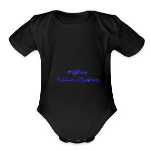 TDGHenryTheDiamondGuyHenry - Short Sleeve Baby Bodysuit
