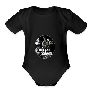 Reaper - Short Sleeve Baby Bodysuit