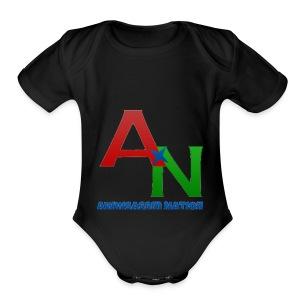 Awwsassin Nation - Short Sleeve Baby Bodysuit