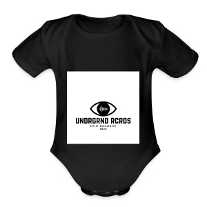 underground establishment - Short Sleeve Baby Bodysuit