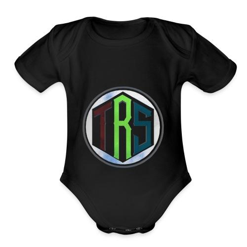 Three Ribbon Studios Crew - Organic Short Sleeve Baby Bodysuit