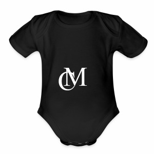Monte Calibre - Short Sleeve Baby Bodysuit