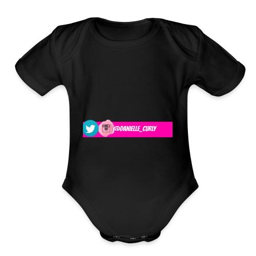 Youtube Social Media Banner - Organic Short Sleeve Baby Bodysuit