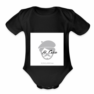 Duriel Rouchon - Short Sleeve Baby Bodysuit