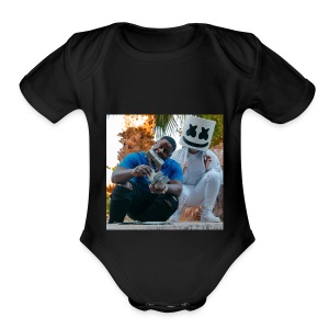 Blac Youngster Shirt - Short Sleeve Baby Bodysuit