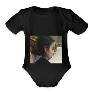 Mayrin - Short Sleeve Baby Bodysuit