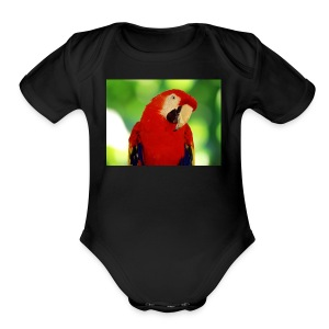 Savage merch - Short Sleeve Baby Bodysuit