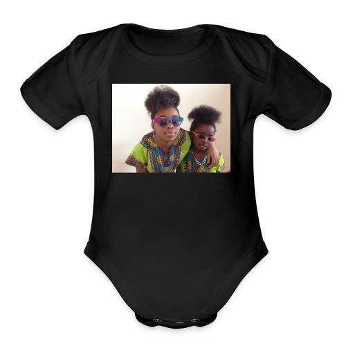 IMG 1481 - Organic Short Sleeve Baby Bodysuit