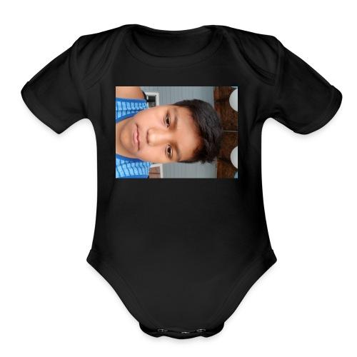 Cars4675jose - Organic Short Sleeve Baby Bodysuit