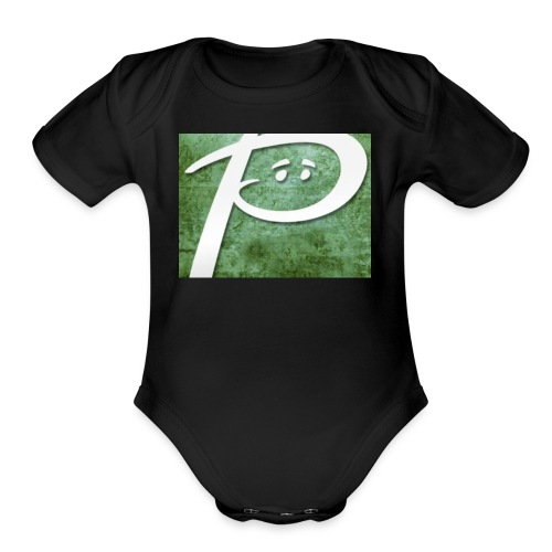 Op prankster - Organic Short Sleeve Baby Bodysuit
