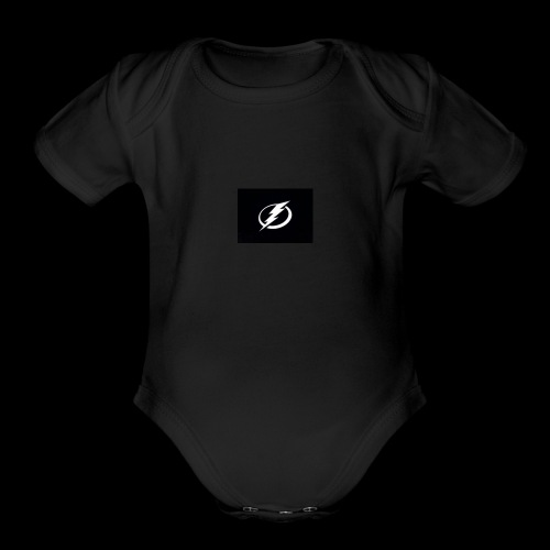 th64IJ3DLP - Organic Short Sleeve Baby Bodysuit