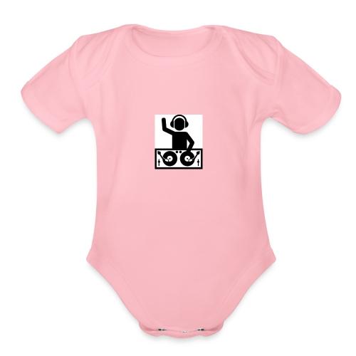 f50a7cd04a3f00e4320580894183a0b7 - Organic Short Sleeve Baby Bodysuit