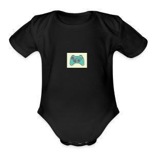 Mens Vinty Shirt - Short Sleeve Baby Bodysuit