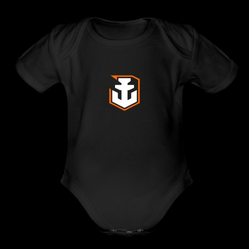 WoWReplays - Organic Short Sleeve Baby Bodysuit