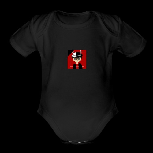 ru_zeDev Merch - Organic Short Sleeve Baby Bodysuit