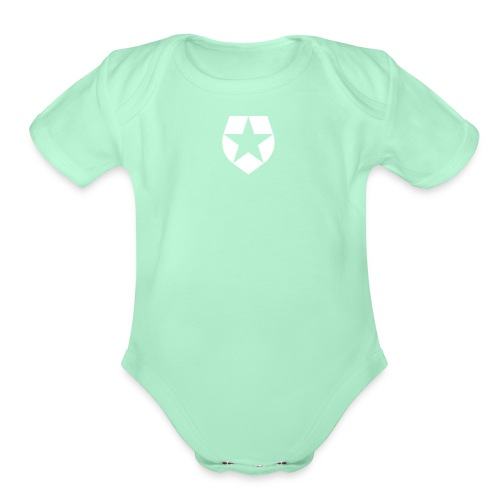 Auth0 Baby Bodysuit - Organic Short Sleeve Baby Bodysuit