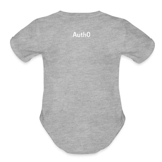 Auth0 Baby Bodysuit