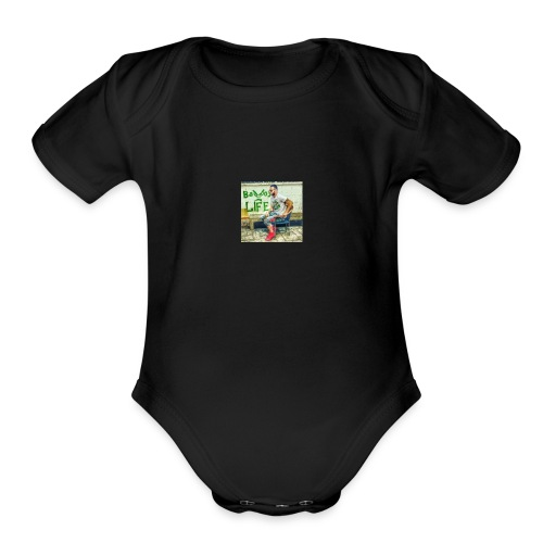 Stresinjo - Organic Short Sleeve Baby Bodysuit