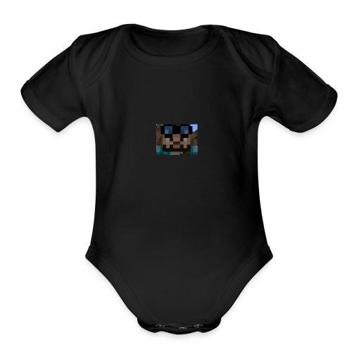 download - Organic Short Sleeve Baby Bodysuit