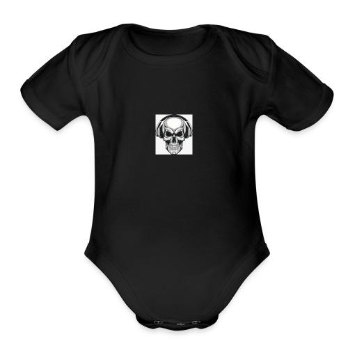 MERCH! - Organic Short Sleeve Baby Bodysuit