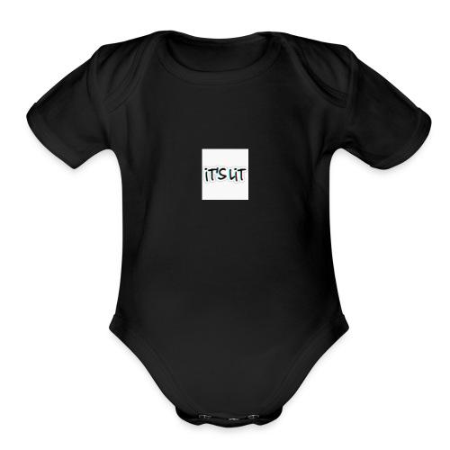 st small 215x235 pad 210x230 f8f8f8 lite 1u4 super - Organic Short Sleeve Baby Bodysuit