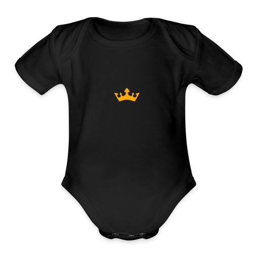 SirEpic Tshirt - Organic Short Sleeve Baby Bodysuit