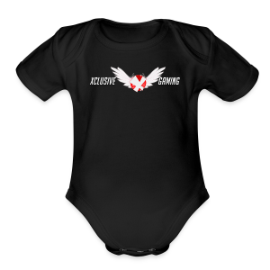 Xclusive Gaming 2 collection - Short Sleeve Baby Bodysuit