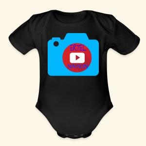 Ertel Nation Merchandise - Short Sleeve Baby Bodysuit