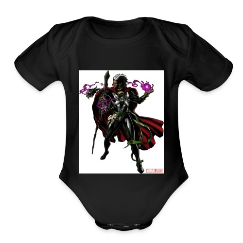 21231608 1642582582432161 1705810839309351233 n - Organic Short Sleeve Baby Bodysuit