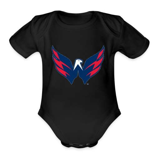 The Eagle - Organic Short Sleeve Baby Bodysuit
